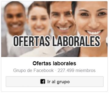 grupo ofertas laborales